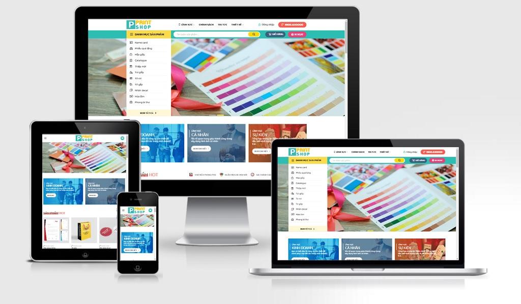 theme wordpress thiết kế đồ họa đẹp